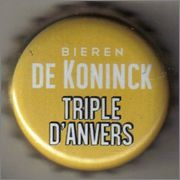 Brasserie De Koninck  Anvers Belgique Crown