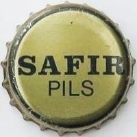 Safir Pils Brouwerij Dendria Aalst Belgique Crown
